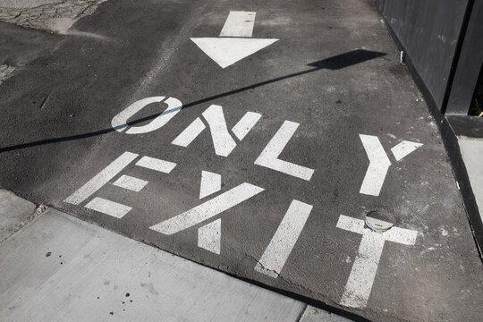 Only Exit