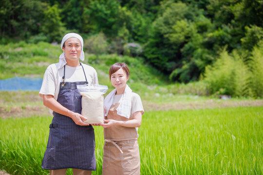 お米と農家