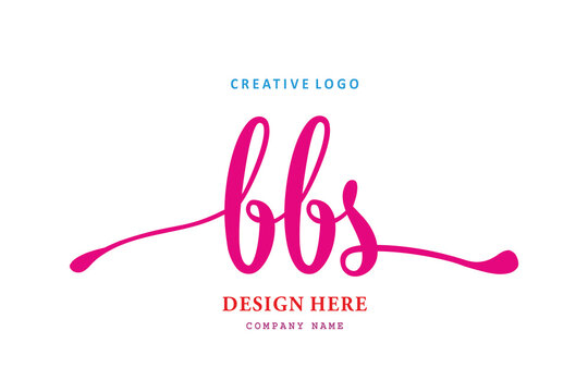 The simple BBS lettering logo is easy to understand and authoritative
