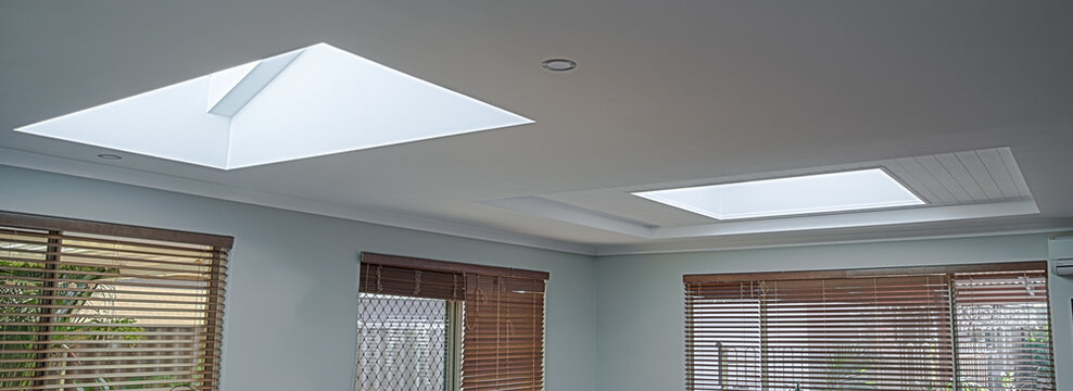 The advantages of having skylights is the extra natural light you get and the possibility of some solar heating in winter.