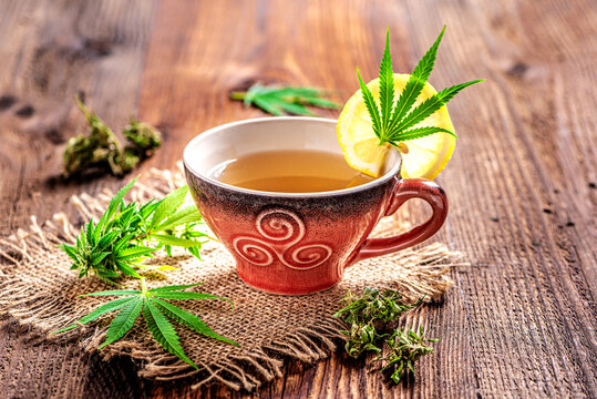 Therapeutic products made from cannabis (hemp) - CBD, THC