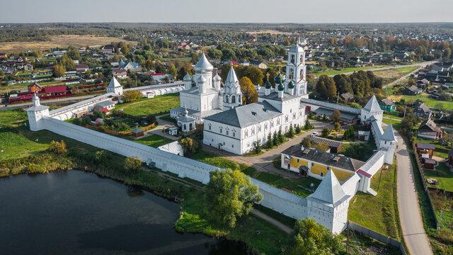 Nikitsky Monastery in Pereslavl-Zalessky