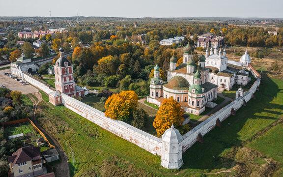 Pereslavl-Zalessky Museum-Reserve and Goritsky Assumption Monastery