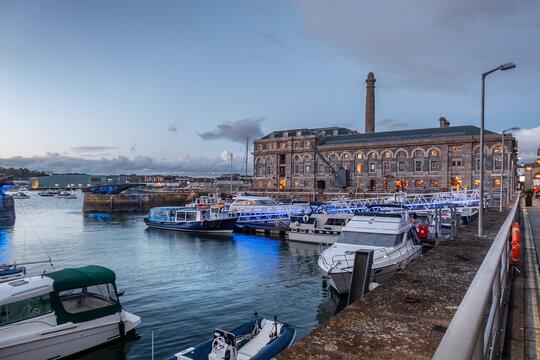 Royal William Yard Marina