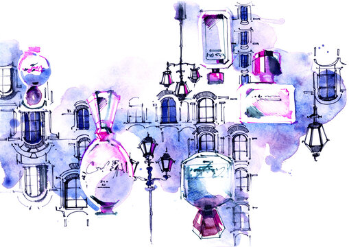 architecture and perfume