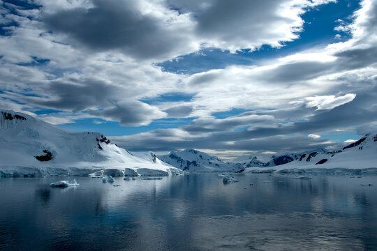 Cruising Around Antarctica