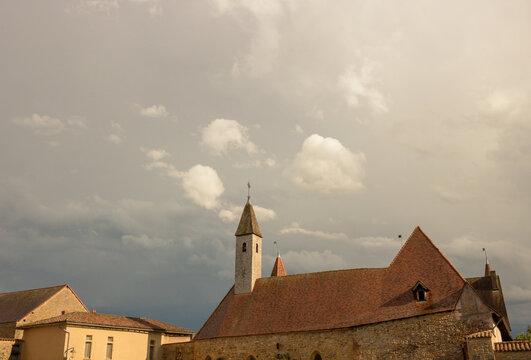 L'abbaye Saint-Fortuné de Charlieu est une ancienne abbaye bénédictine située sur la commune de Charlieu, actuellement dans le département français de la Loire.