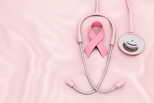 Pink Ribbon, Breast Cancer