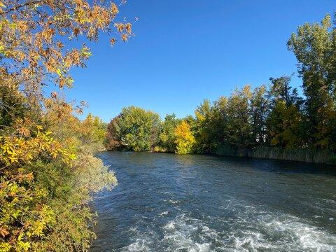 Fall in Southwest Idaho