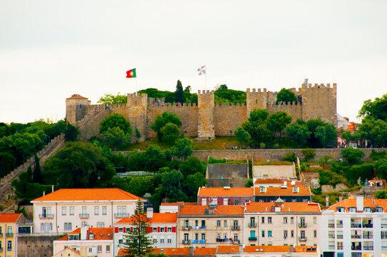 Sao Jorge Castle - Lisbon - Portugal