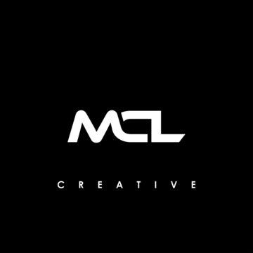 MCL Letter Initial Logo Design Template Vector Illustration