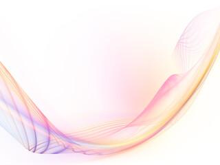 Elegance of Fractal Waves