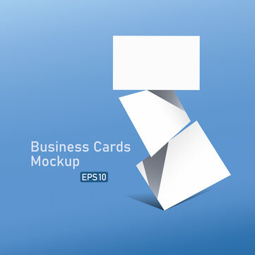 business card mockup design