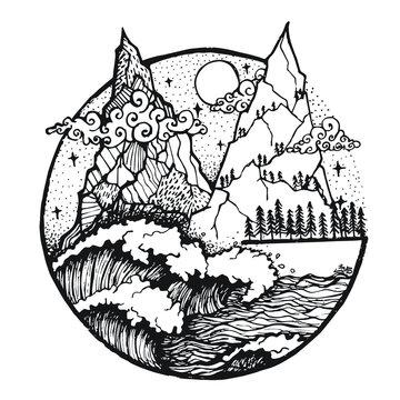 PNW MG Logo