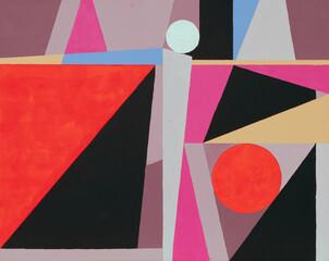 Geometryczna abstrakcja