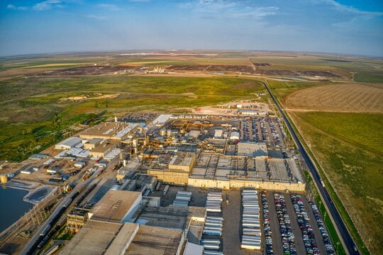 Cactus is a small Town centered around a Beef Plant in Northern Texas