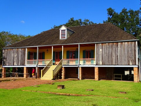 North America, United States, Louisiana, Laura Plantation : Louisiana's Creole Heritage Site