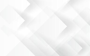 白い抽象的な背景 四角形