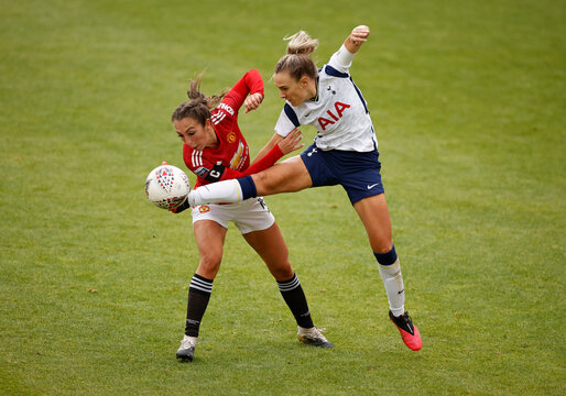 Women's Super League - Tottenham Hotspur v Manchester United