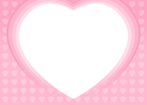 Background image with a large heart pattern to write text on a red heart pattern. It can be used in invitation letters, sales advertisements, editing designs, etc.