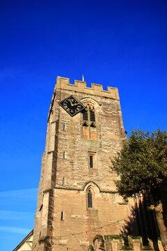 Henley in Arden Village Warwickshire England UK