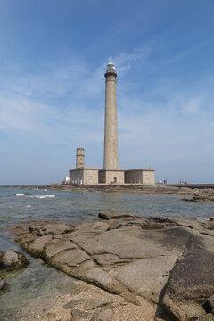 Leuchtturm Gatteville, Pointe du Barfleur, Cotentin Normandie