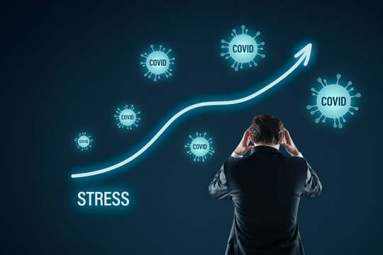 Growing stress in covid-19 epidemic and crisis