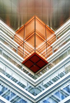 Office Building/Skyscraper With Windows