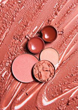 Peachy Bronze Set 3