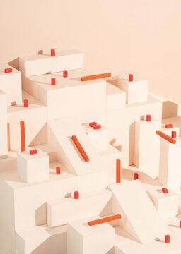 Abstract Geometric Set Ups