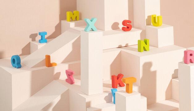 Letters Set Up