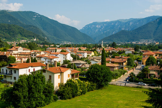 Bassano del Grappa, Veneto region, Italy