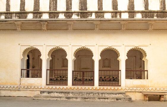 Kumbhalgarh Fort , Mewar Dynasty , India. High quality photo