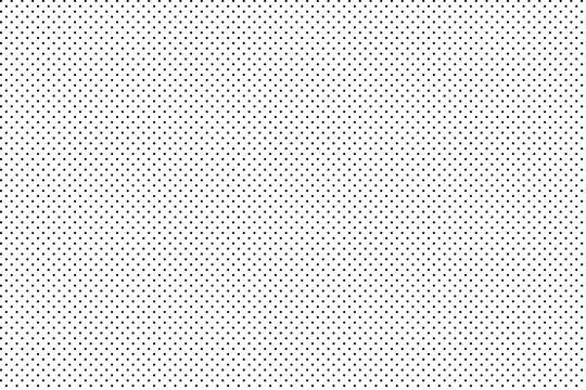 Dots, dotted circles background pattern and texture. Polka dots, speckles, spotted editable vector illustration