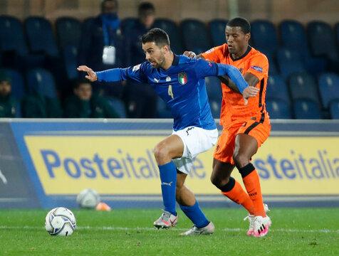 UEFA Nations League - League A - Group 1 - Italy v Netherlands