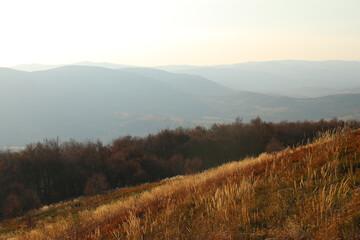 polskie góry, Bieszczady