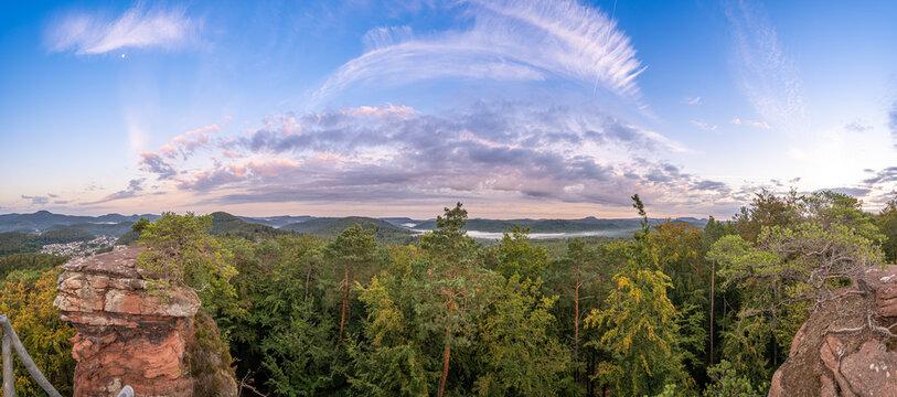 Pfalz Panorama