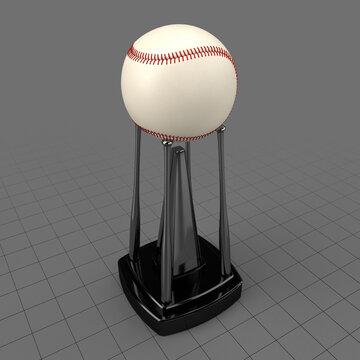 Baseball trophy 2