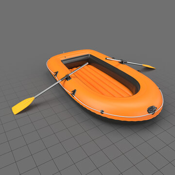 Inflatable boat 1