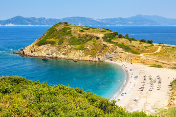 Skiathos island Greece travel vacation Xanemos Beach