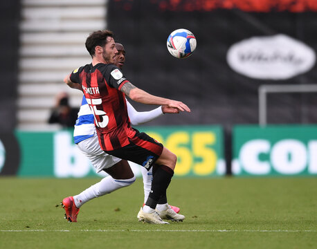 2020 EFL Championship Football Bournemouth v Queens Park Rangers Oct 17th