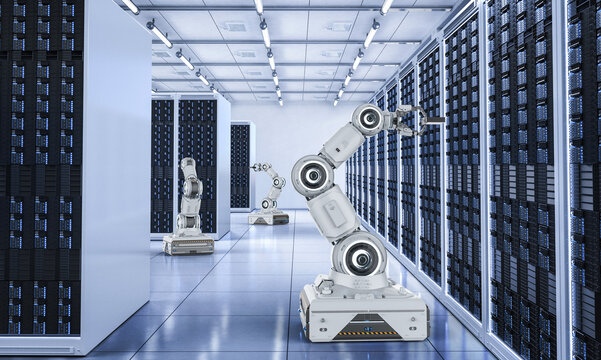 Automation server room