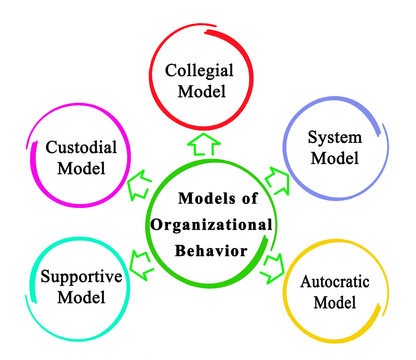 Five Models of  Organizational Behavior