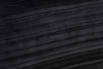 Black Marine - polished natural black marble stone slab, texture for perfect interior or other design project.