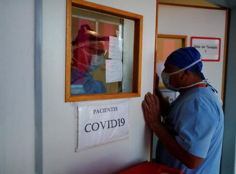 Outbreak of the coronavirus disease (COVID-19) in Buenos Aires
