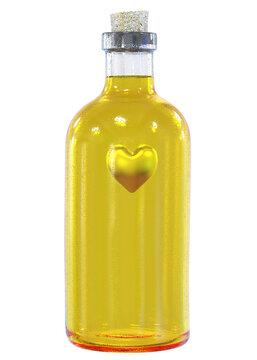 Love is like a 1 liter drink
