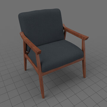 Short chair
