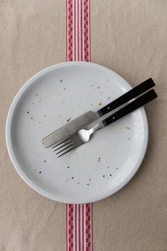 Sich satt essen