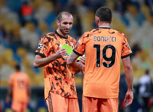 Champions League - Group G - Dynamo Kyiv v Juventus