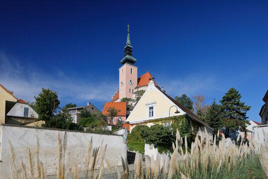 Pfarrkirche Poysdorf im Weinviertel, Niederösterreich
